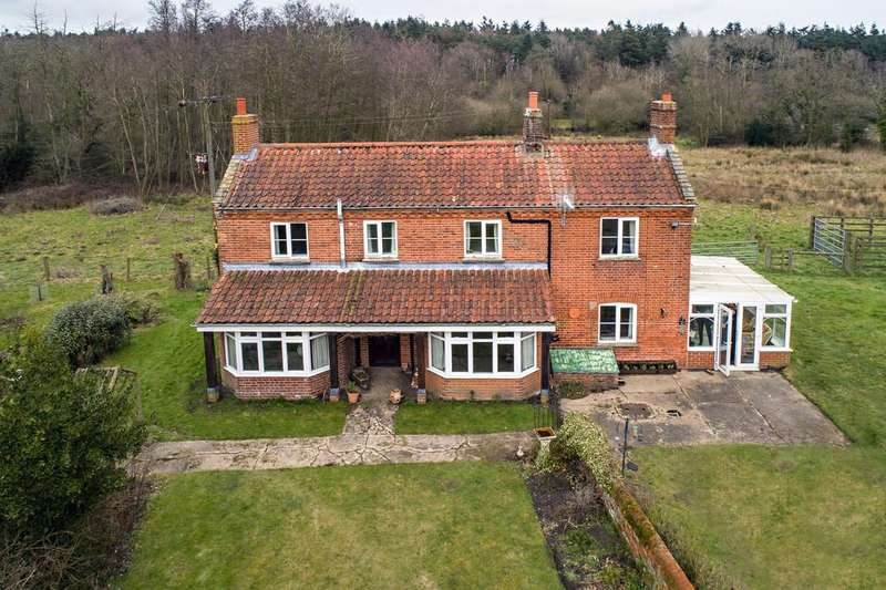 3 Bedrooms Detached House for sale in Bradfield Road, Lower Southrepps