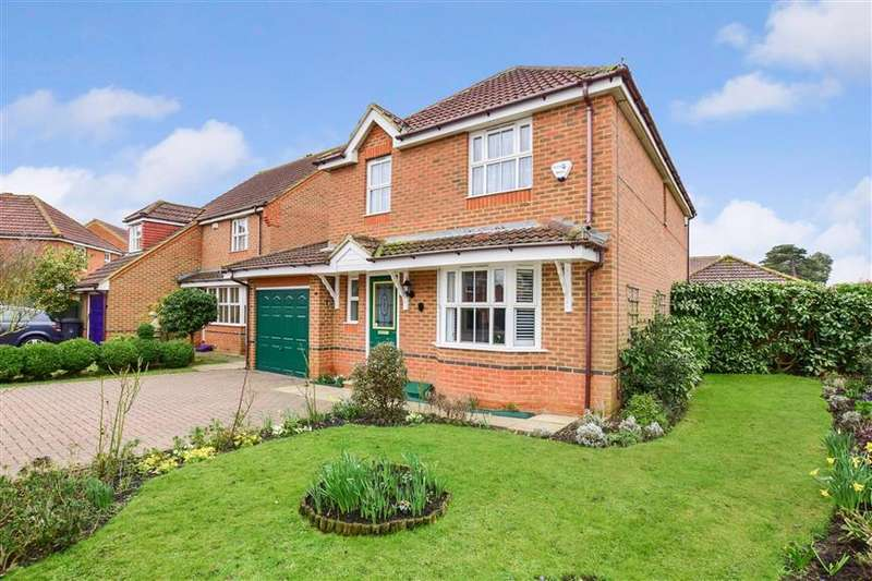 4 Bedrooms Detached House for sale in Maritime Avenue, Herne Bay, Kent