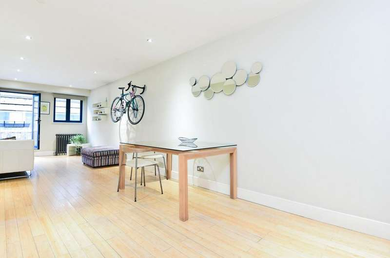 1 Bedroom Apartment Flat for sale in Fashion Textile Museum, Bermondsey Street, SE1