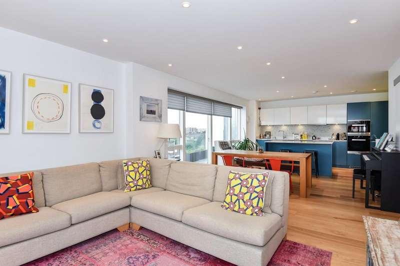 2 Bedrooms Penthouse Flat for sale in Weston Street, SE1