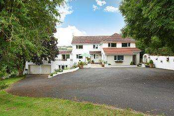 4 Bedrooms Detached House for sale in Little Hill, Orcop, Herefordshire