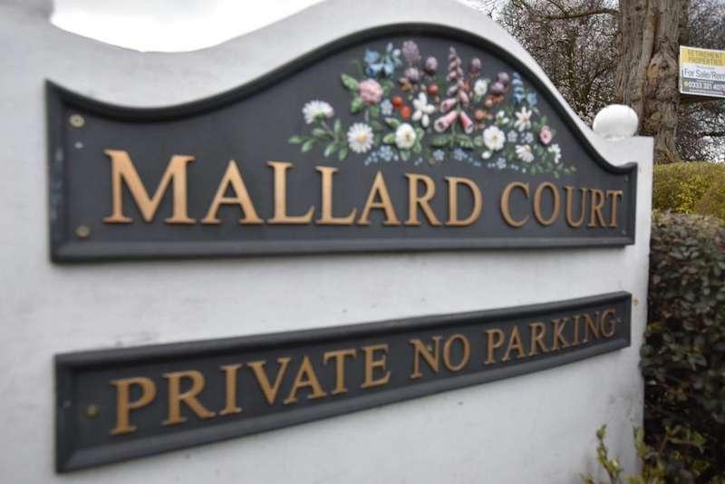 1 Bedroom Ground Flat for sale in 16 Mallard Court
