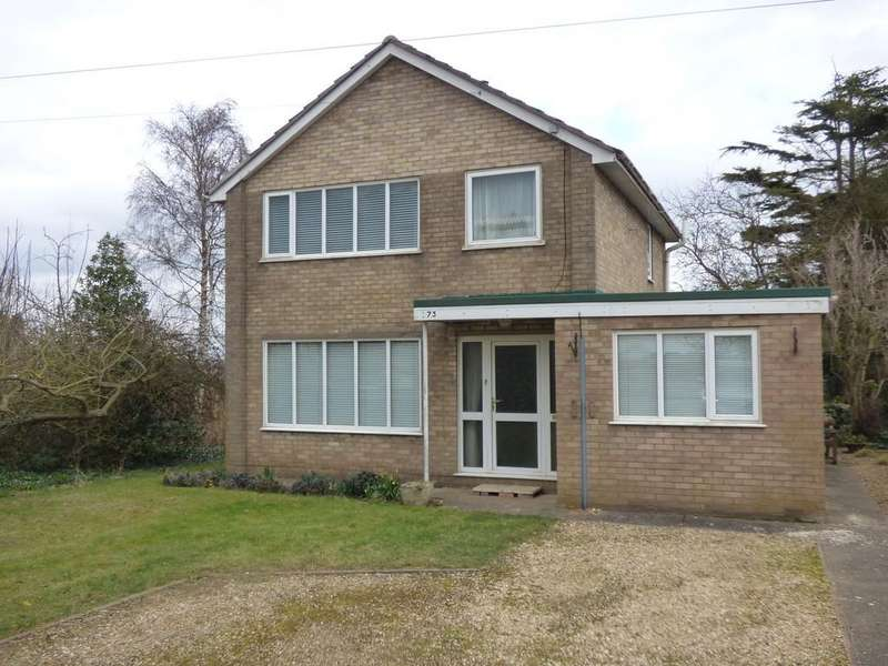 4 Bedrooms Detached House for sale in Six House Bank, West Pinchbeck