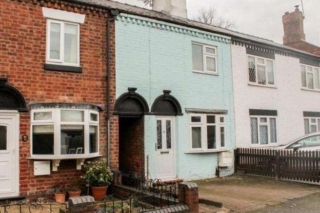 2 Bedrooms Terraced House for sale in 15 Newtown, Church Aston, Newport, Shropshire, TF10 7HT