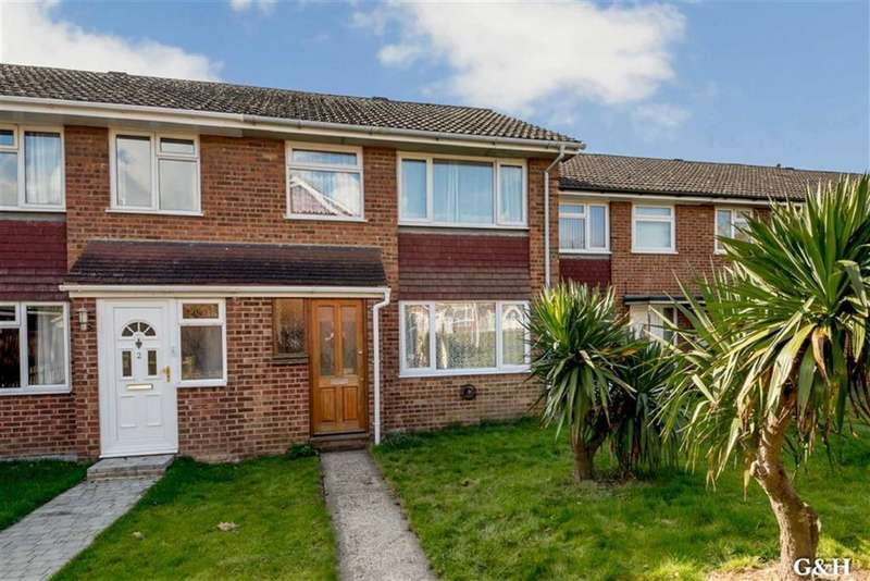 3 Bedrooms Terraced House for sale in Hornbeam Close, Godinton Park, Ashford