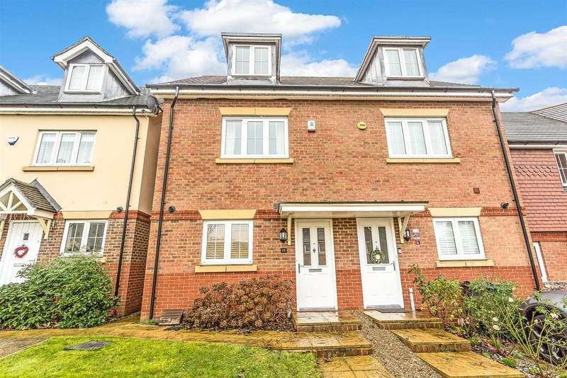 3 Bedrooms End Of Terrace House for sale in Ash Close, Banstead