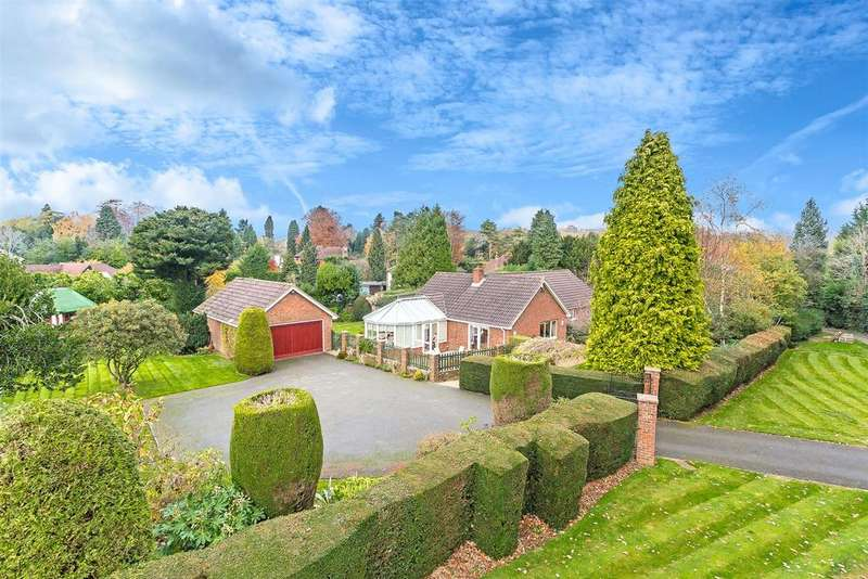 4 Bedrooms Detached Bungalow for sale in Dorking Road, Walton On The Hill, Tadworth