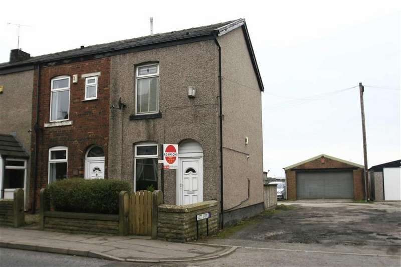 2 Bedrooms Terraced House for sale in 1096, Manchester Road, Castleton, Rochdale, OL11