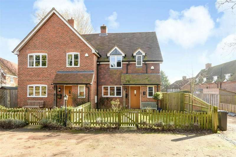 2 Bedrooms Semi Detached House for sale in Sutton Scotney, Winchester, Hampshire