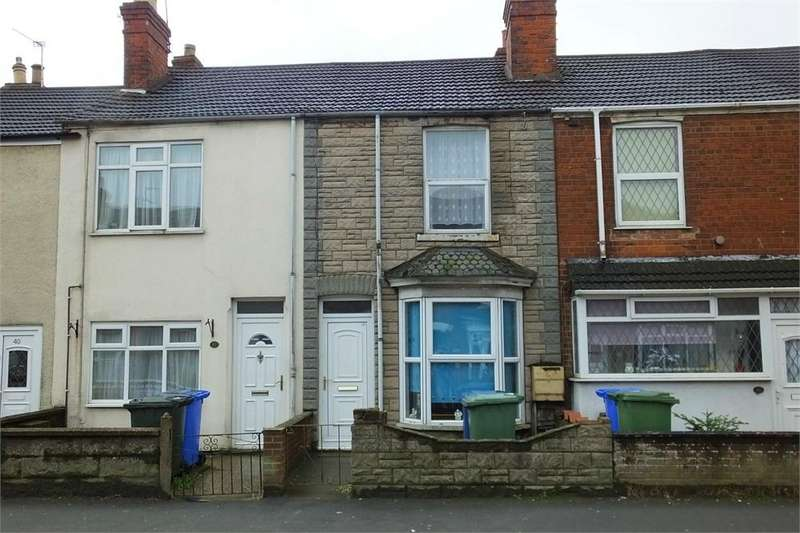 3 Bedrooms Terraced House for sale in Argyle Street, Boston, Lincolnshire