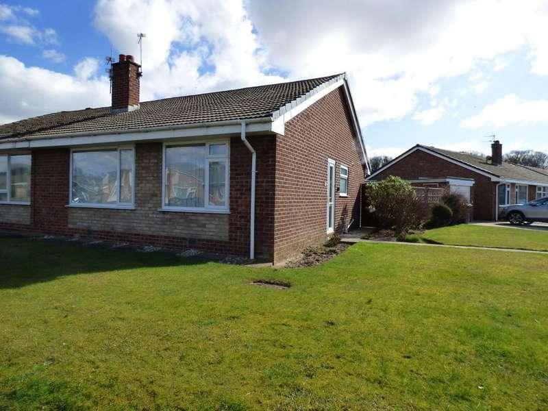 2 Bedrooms Semi Detached Bungalow for sale in Cherrywood Avenue