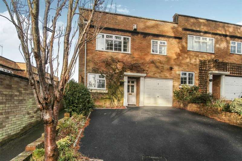 3 Bedrooms End Of Terrace House for sale in Kensington Drive, Bournemouth, Dorset