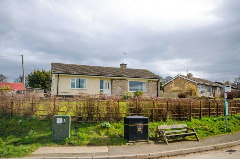 2 Bedrooms Detached House for rent in Crud Yr Awel, Hendrerwydd, Denbigh