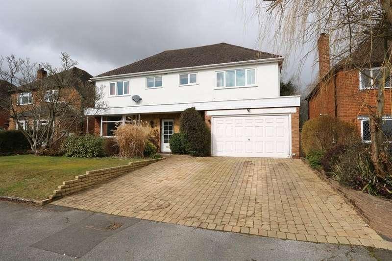 5 Bedrooms Detached House for sale in Woodchester Road, Dorridge