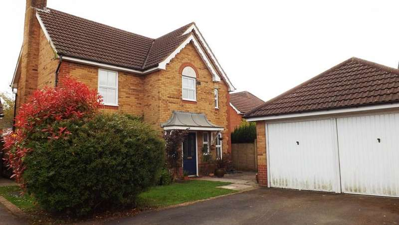 4 Bedrooms Detached House for rent in St Lawrence Park , Chepstow