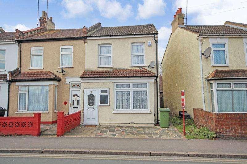 3 Bedrooms Terraced House for sale in Kingsfield Terrace, Dartford, DA1
