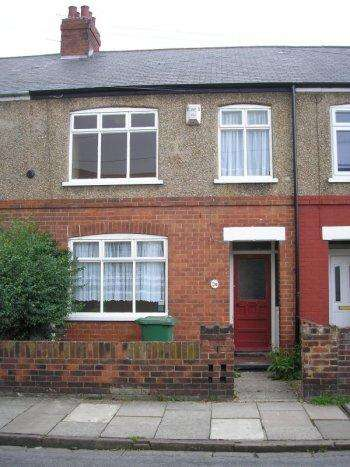 3 Bedrooms Terraced House for rent in Arthur Street, Grimsby DN31