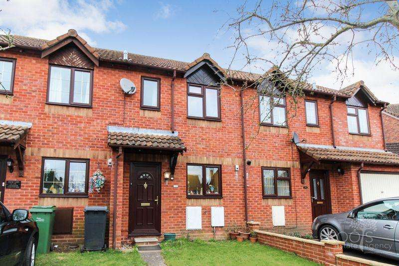 2 Bedrooms Terraced House for sale in Griffiths Close, Thatcham