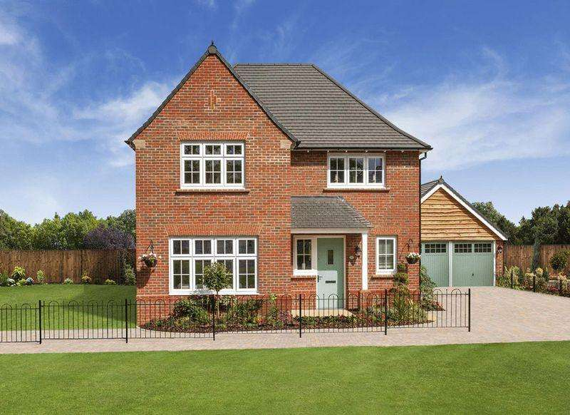 4 Bedrooms Detached House for sale in Cambridge, Knights Keep