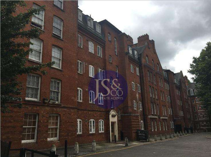 2 Bedrooms Flat for sale in Passily street, Shorditch, London, E2 7LD
