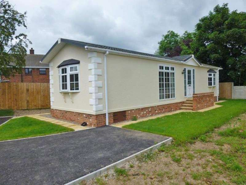2 Bedrooms Park Home Mobile Home for sale in Plot 11, Park Homes, Landa Grove Park