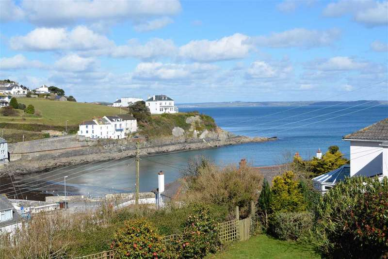 4 Bedrooms Detached House for sale in Mevagissey, Portmellon, Cornwall, PL26