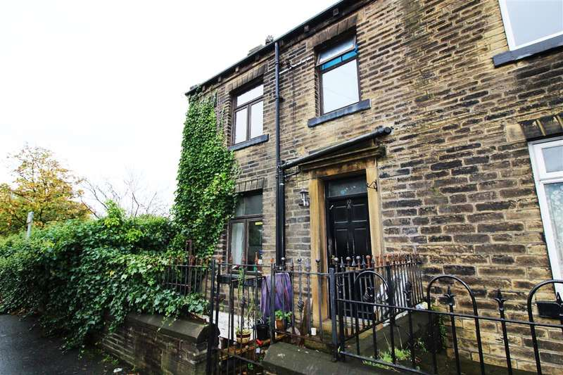 3 Bedrooms End Of Terrace House for sale in Wakefield Road, Sowerby Bridge