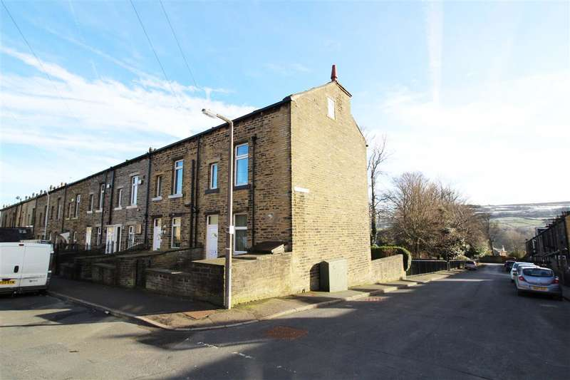 3 Bedrooms End Of Terrace House for sale in Edward Street, Sowerby Bridge