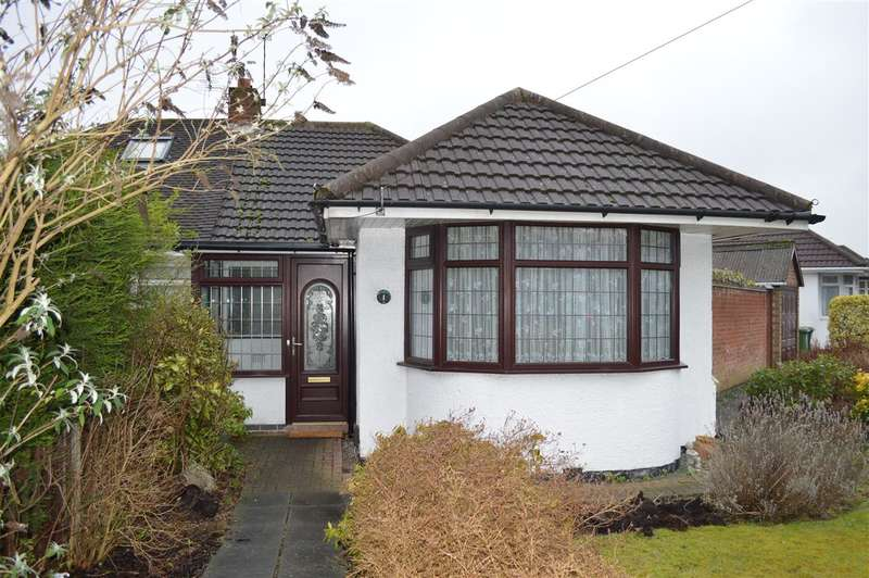 3 Bedrooms Bungalow for rent in Wichnor Road, Solihull, Solihull