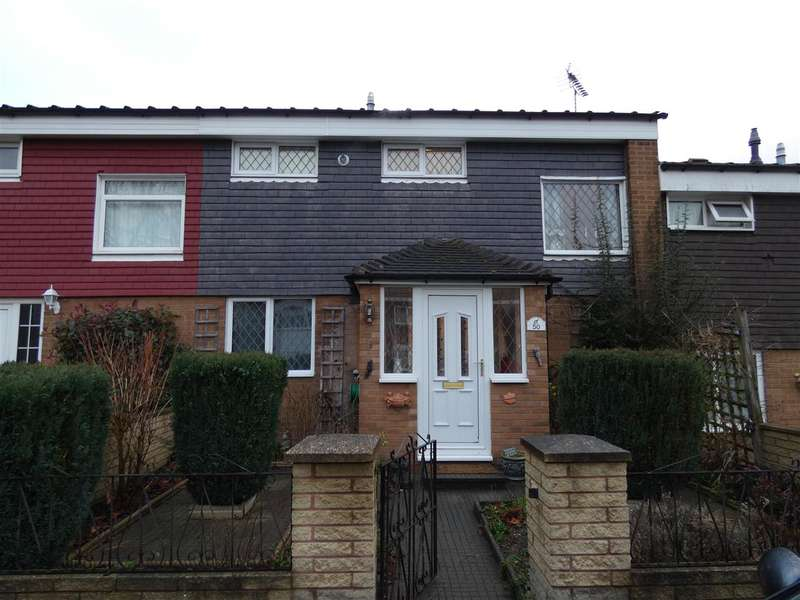 3 Bedrooms Terraced House for sale in Longley Crescent, South Yardley, Birmingham