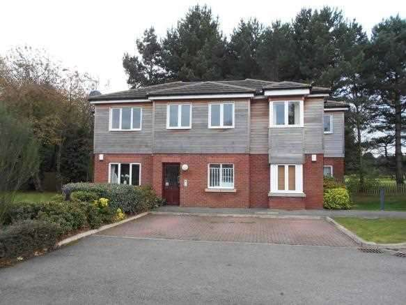 2 Bedrooms Apartment Flat for sale in The Fairways, Ashorne Close, Birmingham