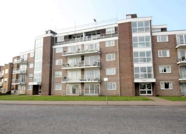 2 Bedrooms Apartment Flat for sale in Mansfield Towers, Marine Parade East, Clacton on Sea