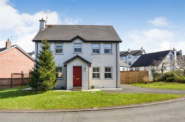 4 Bedrooms Detached House for sale in Greenvale Avenue, Antrim