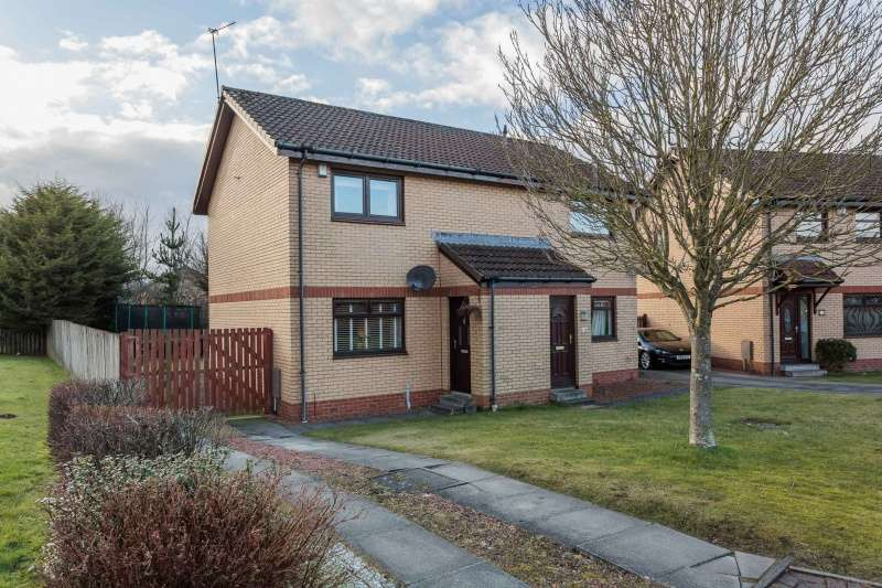 2 Bedrooms Semi Detached House for sale in Whitesbridge Avenue, Paisley, Renfrewshire, PA3 3BT