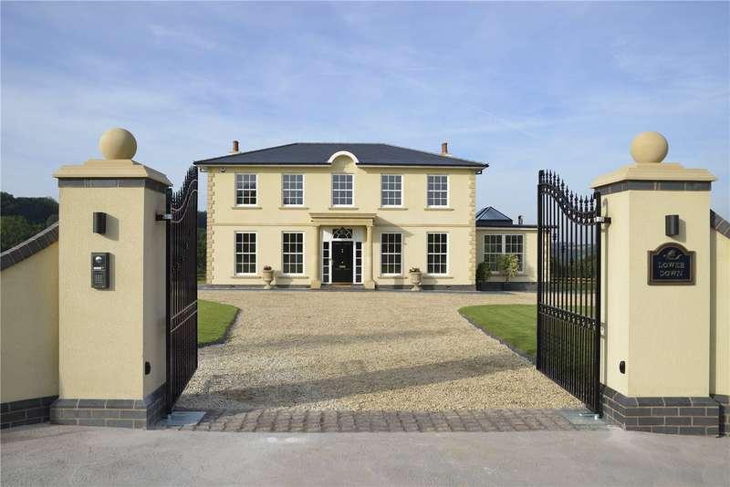 5 Bedrooms Detached House for sale in Witheridge, Tiverton, Devon, EX16