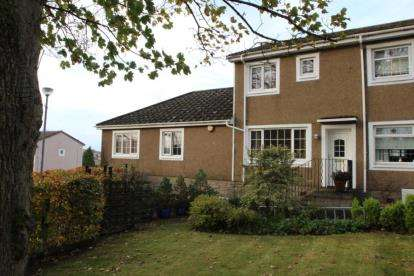 5 Bedrooms End Of Terrace House for sale in Culzean Crescent, Newton Mearns