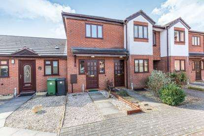 1 Bedroom Terraced House for sale in Bicton Avenue, St Peters, Worcester, Worcestershire