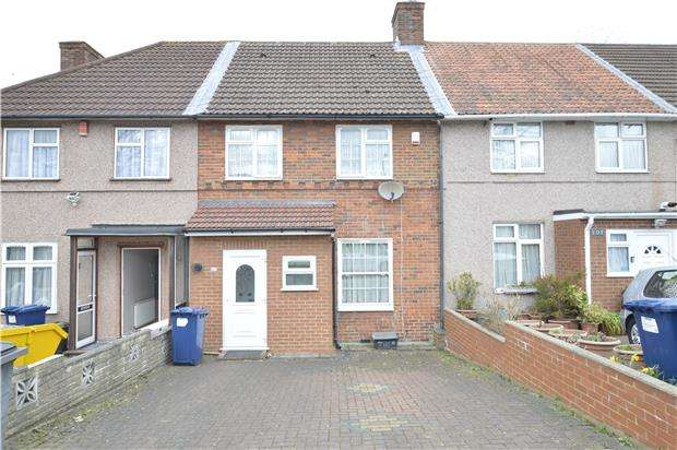 2 Bedrooms Terraced House for sale in Watling Avenue, EDGWARE, Middlessex, HA8 0LX