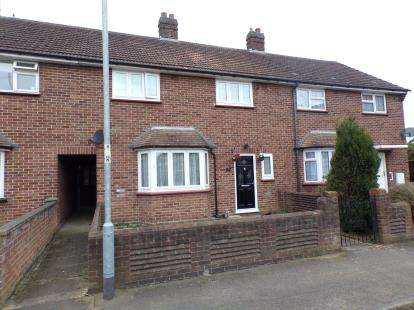 3 Bedrooms Terraced House for sale in Duchess Road, Bedford, Bedfordshire