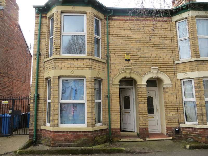 2 Bedrooms Terraced House for sale in Goddard Avenue, Hull, HU5 2AW