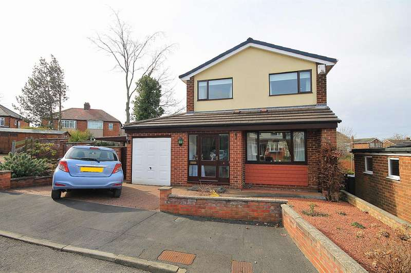 3 Bedrooms Detached House for sale in Birchgrove Avenue, Gilesgate, Durham