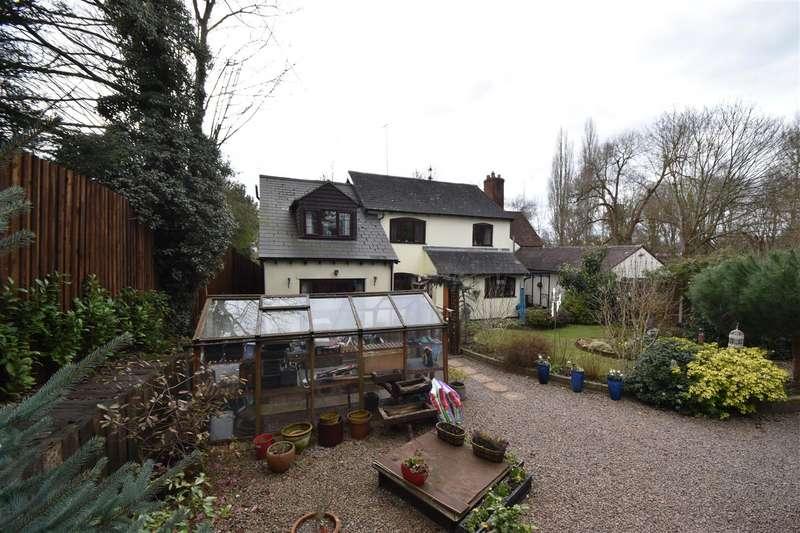 4 Bedrooms Link Detached House for sale in Holt Heath, Worcester