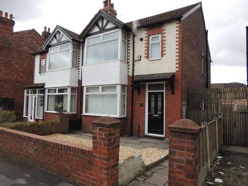 3 Bedrooms Semi Detached House for sale in Turncroft Lane, Offerton, Stockport