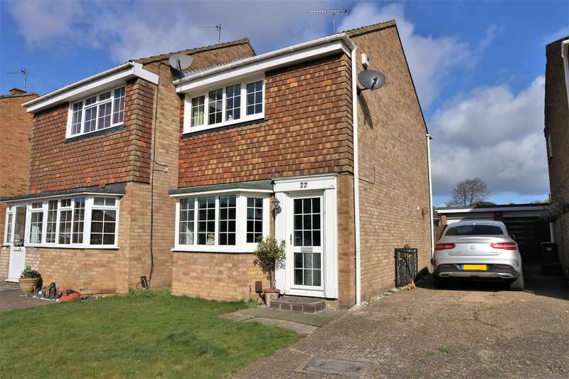 2 Bedrooms Semi Detached House for sale in The Vine, Bexleyheath, Kent, DA7 6DZ