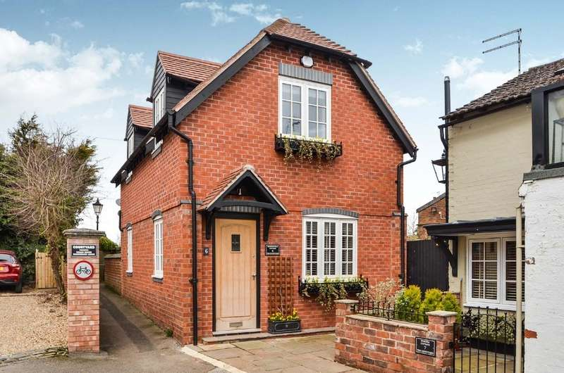 1 Bedroom Cottage House for sale in The Courtyard, Southam Road, Dunchurch, Rugby