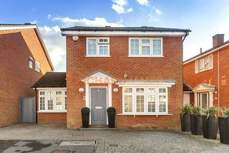 4 Bedrooms House for sale in Sandbrook Close, Sunnydale Gardens, London
