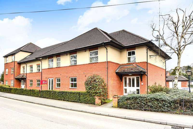 2 Bedrooms Apartment Flat for sale in 104 Pinewood Avenue, Crowthorne, RG45