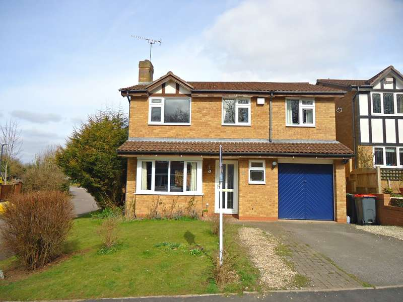 4 Bedrooms Detached House for sale in Morgan Close, Arley, Coventry, CV7