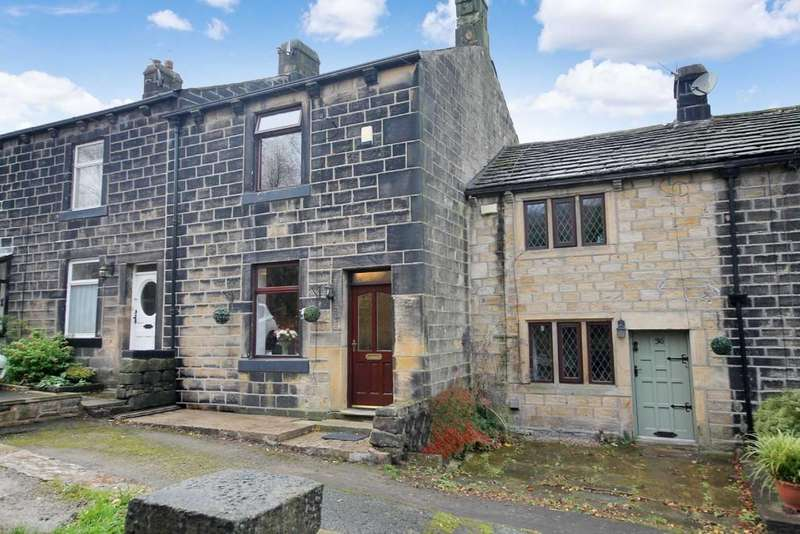 2 Bedrooms Terraced House for sale in Square Road, Todmorden