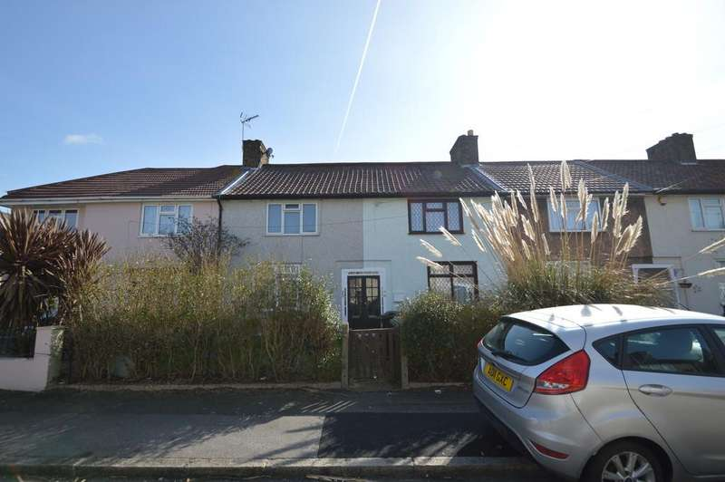 2 Bedrooms Terraced House for sale in Easebourne Road, Dagenham